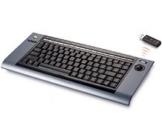 BTC Multimedia Laser-Trackball Tastatur