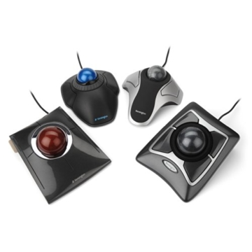 Kensington Orbit Optical Trackball Maus, USB-Anschluss - 2