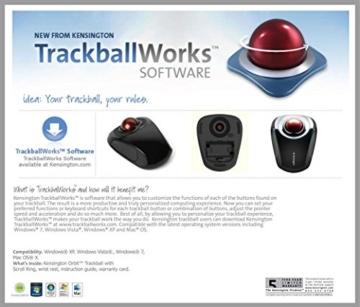 Anleitung Trackball Maus