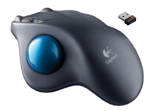 Logitech M570 Trackball Mouse schwarz - 2