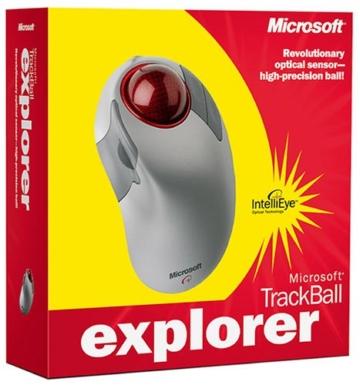 Trackk Maus Microsoft